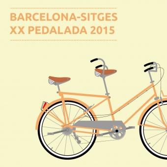 XX PEDALADA | Barcelona – Sitges 2015